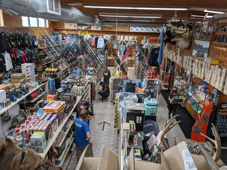 All your outdoor supplies under one roof!